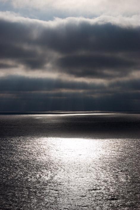 Interplay of light and dark