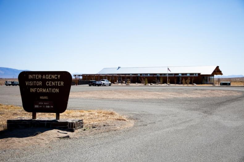 Inter-Agency Visitor Center